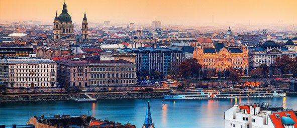Cheap flight to BUDAPEST