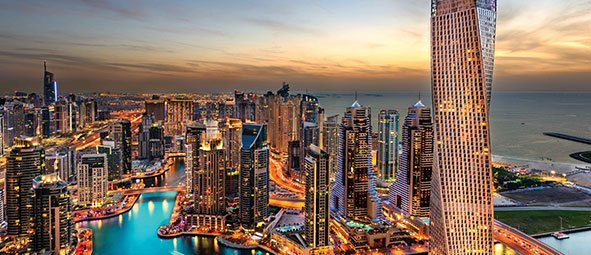 Cheap flight to DUBAI